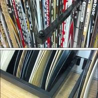 Hockey Stick Management Composit Detail
