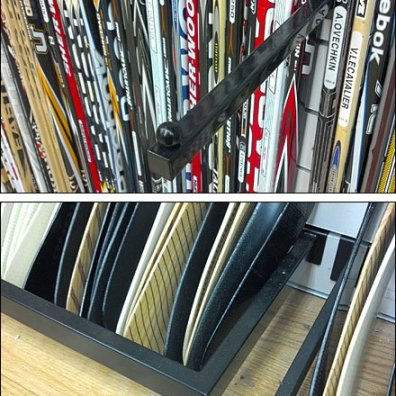 Hockey Stick Management Composit Detail