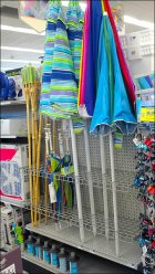Tiki Torches With Stowaway Area Main
