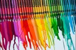Glorious Crayola Meltdown Visual
