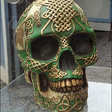 Celtic Skull Main