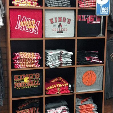 Styrofoam Blocks in T-Shirt Display Aux