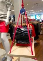 Retail Bosun's Chair Lifts Sales