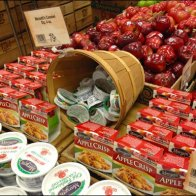 Peck Basket Apple Cross Sell