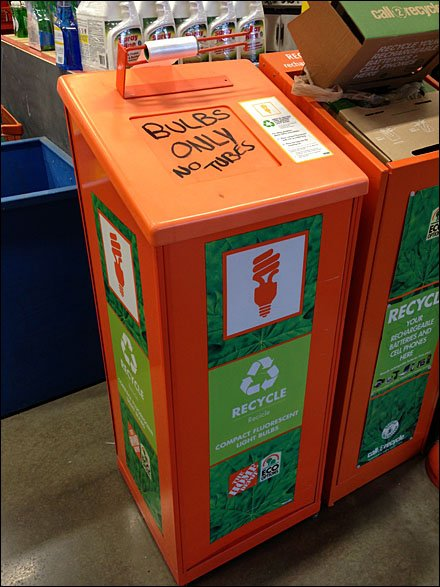 Recycling CFL Bulbs No Tubes Main