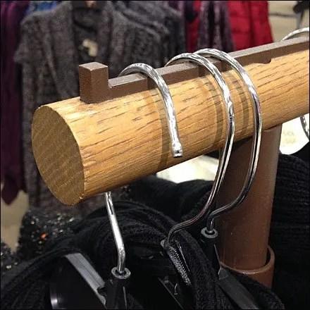 Armoured Wood Rack Bar Main