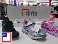 Girls Shoes Square-Branded JCP