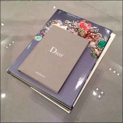 Dior Coffee Table 2 Book