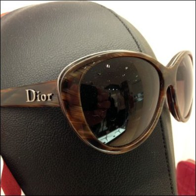 Dior Leather Mask Headform Main