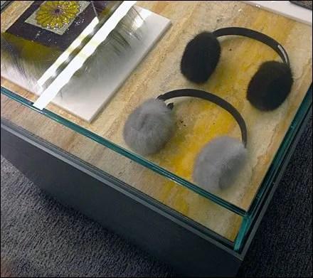 Fendi Mink Earmuff Overview