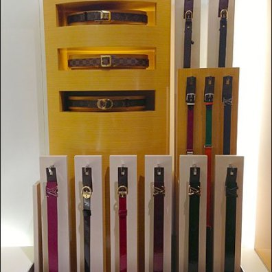 Louis Vuitton Belt Merchandising Main