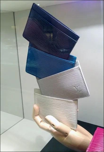 Louis Vuitton Juggles Coin Purses Main