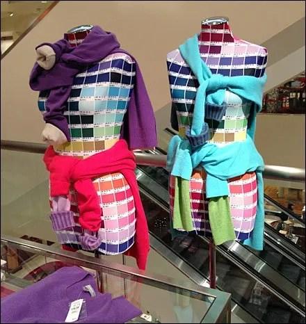 Pantone Dress Forms Main