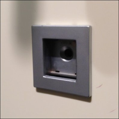 Round Faceout Fits Square Hole