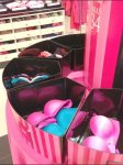 9 Lingerie Bins in a Circle Detail