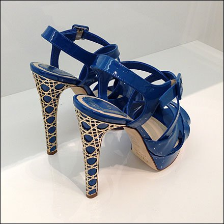 Christian Dior Adapts Grillwork