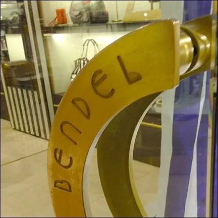 Henri Bendel Entry Roundel