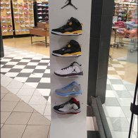 Air Jordan Logo as Display Bling