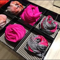 Color Turbans by Tray