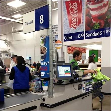 Cashwrap Store Fixtures