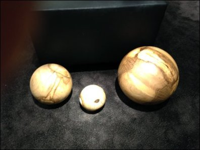 Burl vs Bocce Balls in Retail