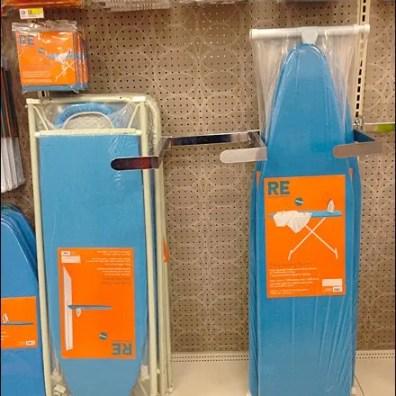 Ironing Board Display Divider Challenge Solved