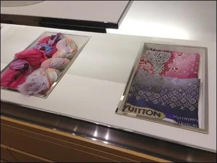 Louis Vuitton Kerchiefs Folded vs Braid Main