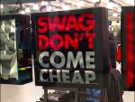 Swag Don't Come Cheap Closeup