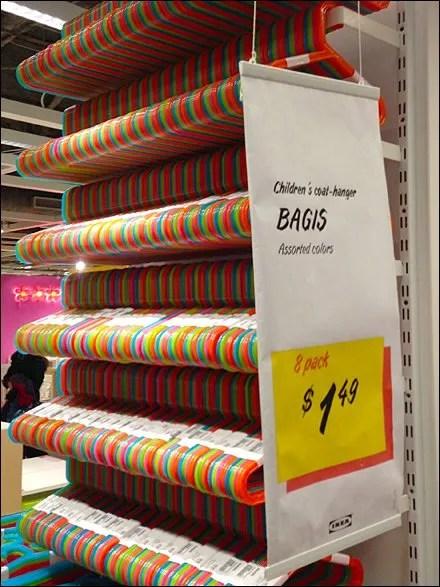 IKEA Clothes Hanger Fashions