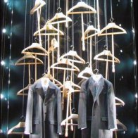 Dolce Gabbana Hangered Window Display