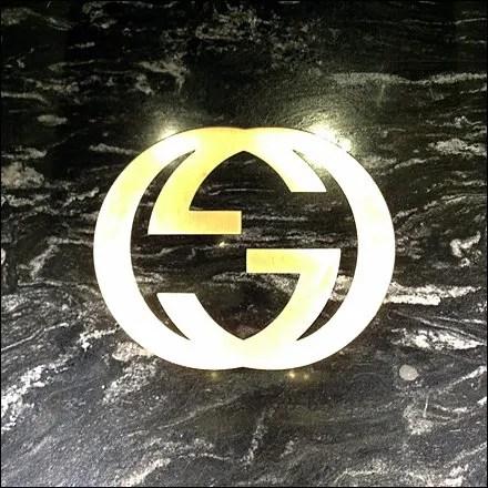 Gucci Retail Fixtures