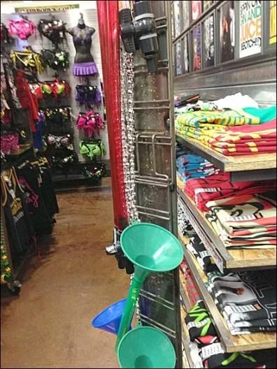 Ladder Strip Merchandiser 3