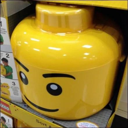 Lego Merchandising Fixtures In Retail