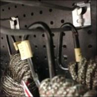 Rope Merchandising Carabiner Closeup