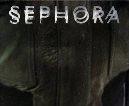 Sephora Visual Echo Branding