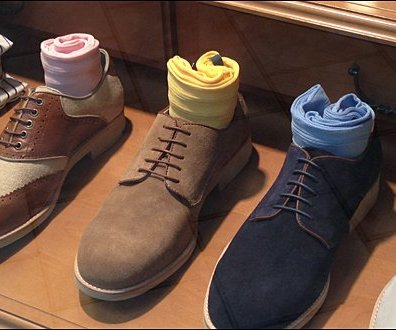 Shoe and Sock Cross Sell Main