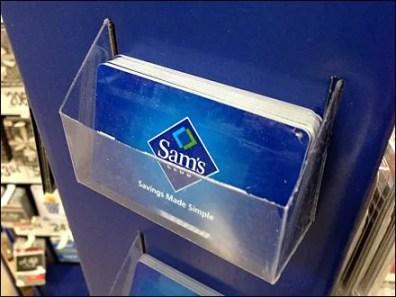 Thin Wall Gift Card Tray 2