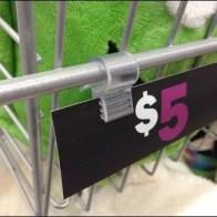 Wire Basket and Shelf Grip Clip Main