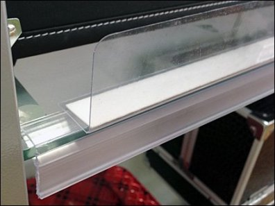 Glass Shelf Label and Productstop Overview