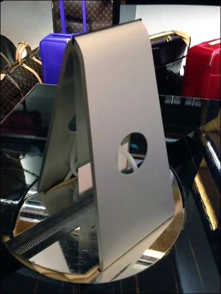 Louis Vuitton Uses Mac