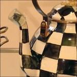 Mad Hatter Teapot Spout Guard