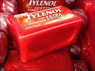 Nesting Tylenol 2