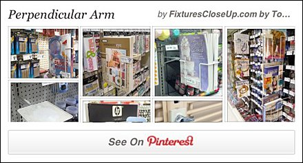 Perpendicular Arm Pinterest Board for FixturesCloseUp
