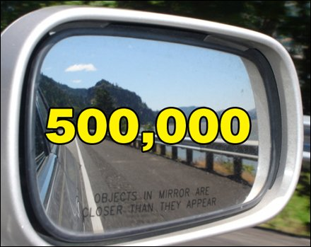 Rear View Mirror 500,000 v2