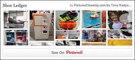 Shoe Ledges Pinterest Board FixturesCloseUp