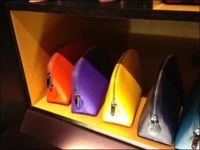 Vuitton Purse Color Array 1