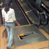 Duracell Powered Escalator by ssar Main.com