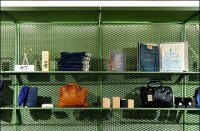 Expanded Metal Merchandising Goes Green