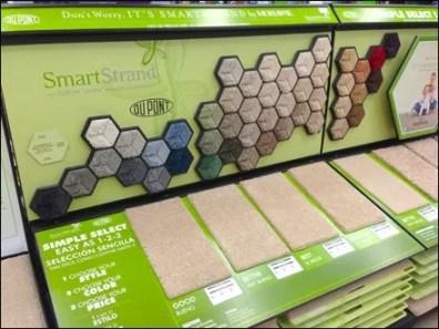Hexagonal POP for Carpet 1
