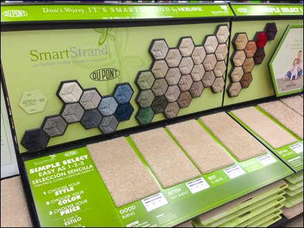 Hexagonal POP for Carpet 1